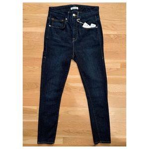 Good American Good Legs Crop Jean